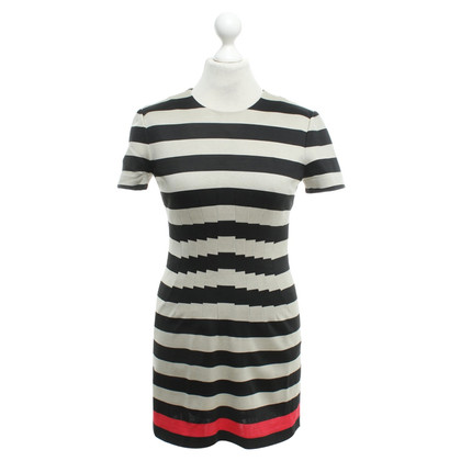 Diane von Furstenberg Dress with stripe pattern