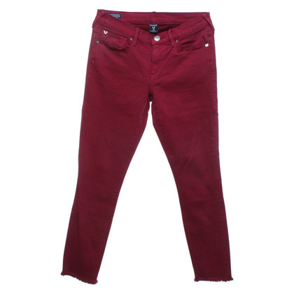 True Religion Jeans in red
