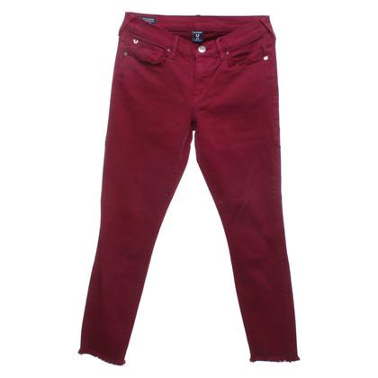 True Religion Jeans en rouge