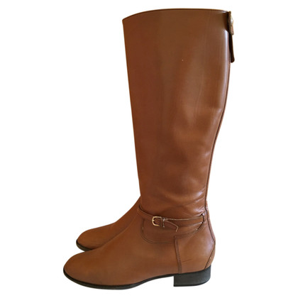 Hugo Boss Boots in equestrian look