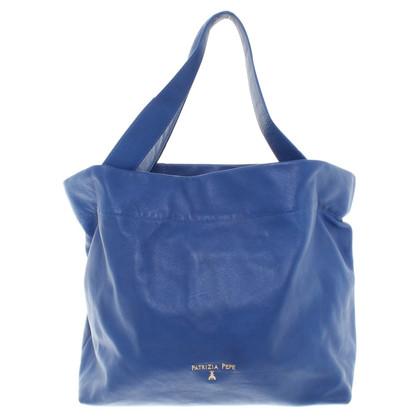 Patrizia Pepe Handtas in blauw
