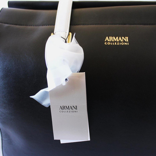 Armani Collezioni Sac à main en cuir - Acheter Armani Collezioni Sac ... 1bad28e22d2