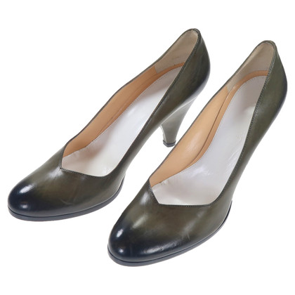 Maison Martin Margiela pumps in khaki