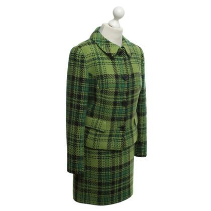 Anna Sui Kostüm in Grün
