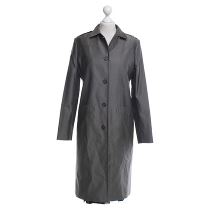 Prada Dress with satin coat