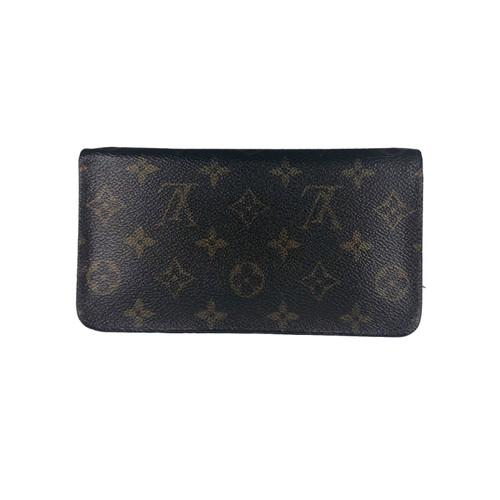 40ad17a0f249 Louis Vuitton Portemonnaie aus Monogram Canvas - Second Hand Louis ...