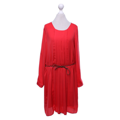 Turnover Vestito di rosso