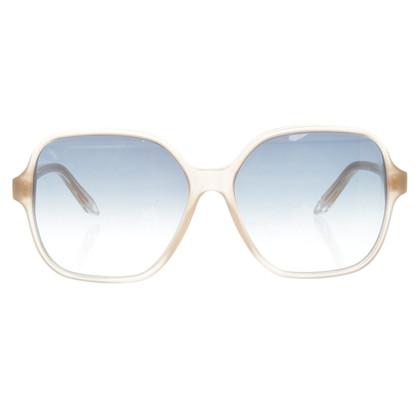 Victoria Beckham Sunglasses in Nude