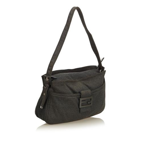 Fendi Shoulder Bag Made Of Wool