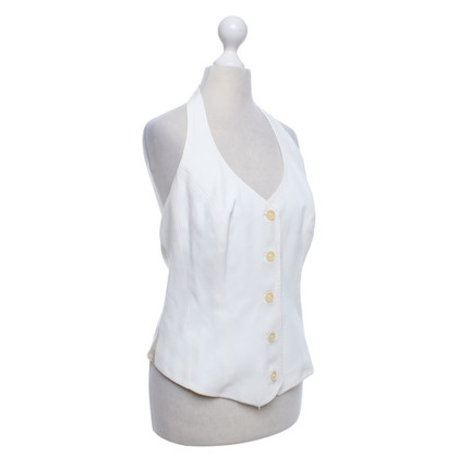 Karen Millen Vest in Cream
