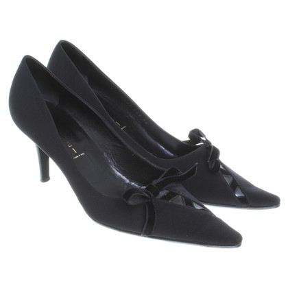 Casadei Pumps in Schwarz