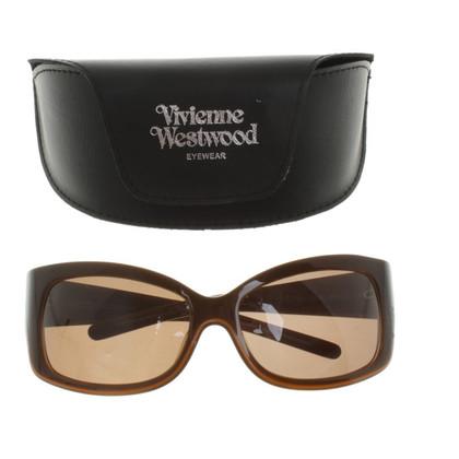 Vivienne Westwood Occhiali da sole a Brown
