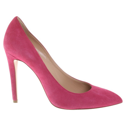 Armani pumps in pink