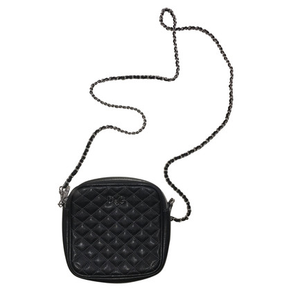 Dolce & Gabbana Umhängetasche in Schwarz