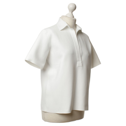 Helmut Lang Polo shirt in white