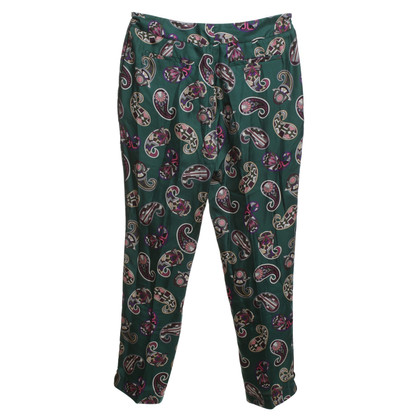 MSGM trousers with pattern