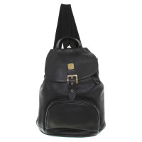 MCM Backpack in black