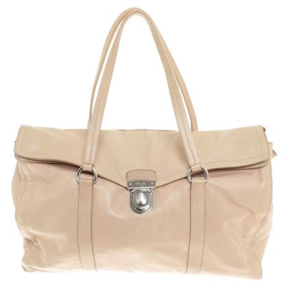 Prada Bag in Nude