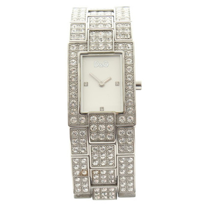 D&G watch Diamante