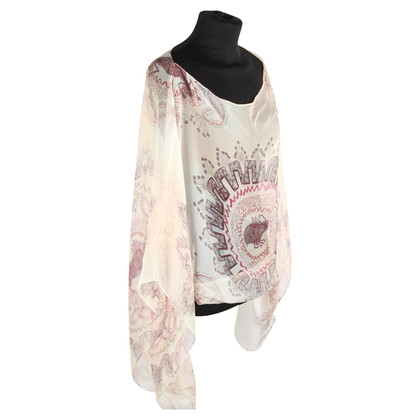 Christian Dior zijden blouse
