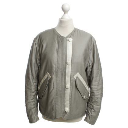 Rag & Bone Short jacket in light gray