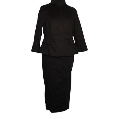 Burberry Costume nero