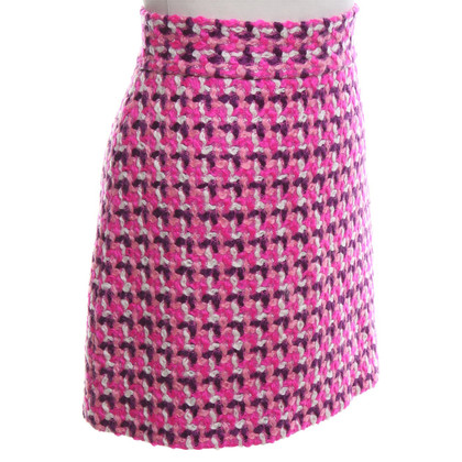 MSGM skirt in multicolor