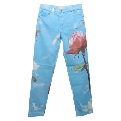 Roberto Cavalli Jeans with pattern