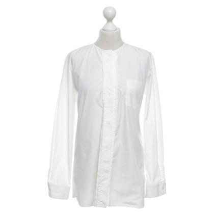 Loro Piana Lange blouse in het wit