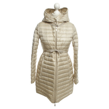 Moncler Quilted coat in beige