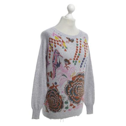 ROSA VON SCHMAUS Sweater with print