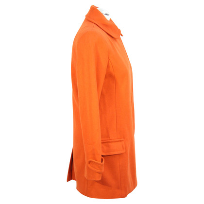 French Connection Cappotto a Orange