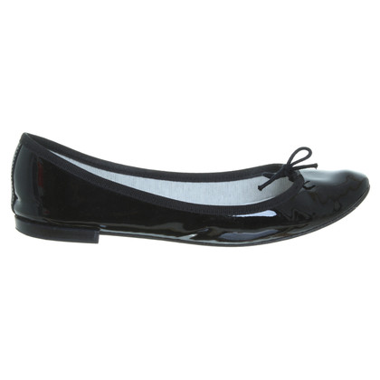Repetto Ballerinas in Schwarz