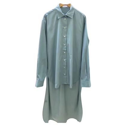 Céline Asymmetrical blouse dress