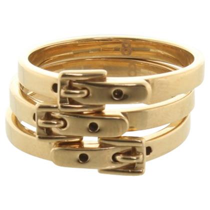 Michael Kors anneaux de couleur or