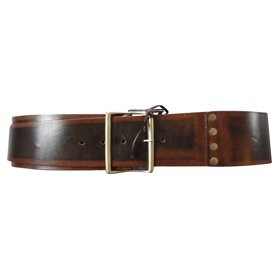 Ermanno Scervino Brown belt