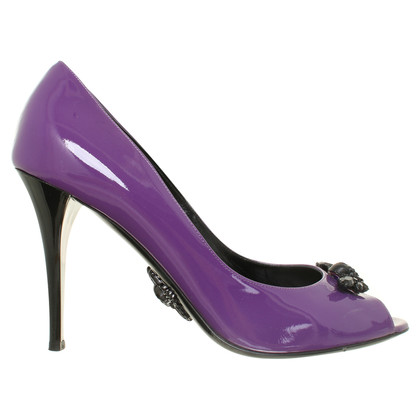 Philipp Plein Pumps in Violett