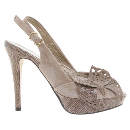 Other Designer Pedro Miralles - suede sandals