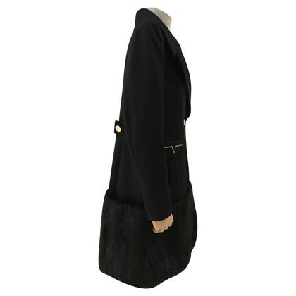 Versace Black coat