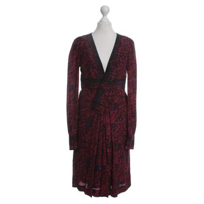 Gucci zijden jurk afdrukken
