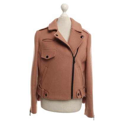Tara Jarmon biker jacket of wool