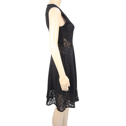 French Connection Dress with lace trim