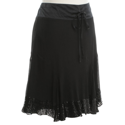 Ted Baker skirt made of silk