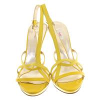 Versace Sandals in yellow