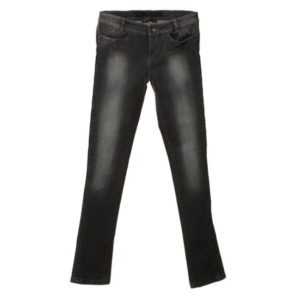 Marc Cain Jeans in Grau