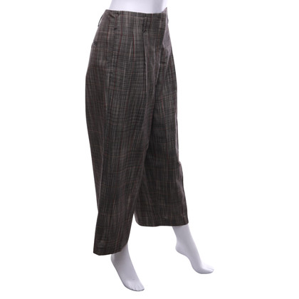 Wunderkind Checkered trousers