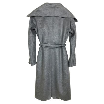 Max Mara Grey cashmere coat