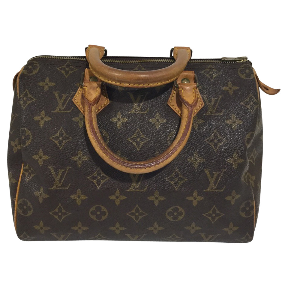 louis vuitton speedy 25 buy second hand louis vuitton speedy 25 for. Black Bedroom Furniture Sets. Home Design Ideas