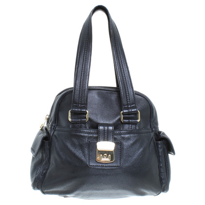 Marc Jacobs Leather handbag in black