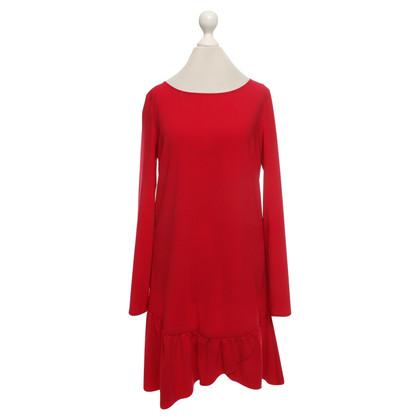 Patrizia Pepe Kleid in Rot